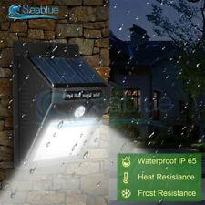 30 LED Outdoor Solar Wall Lamp Waterproof PIR Motion Sensor Garden Light