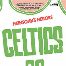 1973 -1974 Boston Celtics - Heinsohns Heroes CD NEW