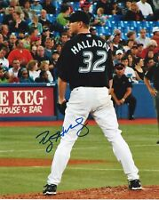 TORONTO BLUE JAYS ROY HALLADAY 8x10 autographed photo RP