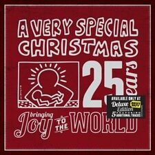 A VERY SPECIAL CHRISTMAS: 25 Years Deluxe Edition CD w/5 BONUS 2012 BEST BUY EXC