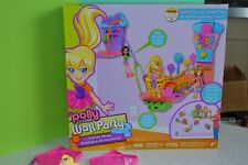 Mattel Polly Pocket Wall Party Candy Shop with Accessories