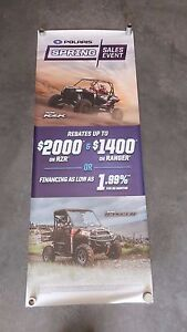 Polaris RZR Ranger Dealer Exclusive Banner