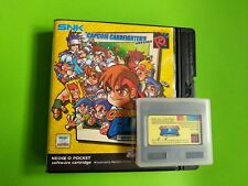 Neo Geo Pocket Color Game - Card Fighters Clash Capcom (Boxed, UK PAL Version)