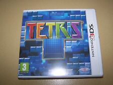 Tetris (Nintendo 3DS, 2011) **New and Sealed**