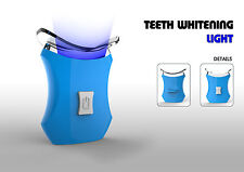 Teeth Whitening Accelerator Light, 6 X More Powerful Blue LED Light