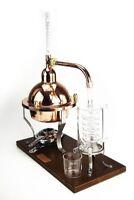 """""""Ferrari"""" Destillieranlage Kristall 1 Liter ❀ mit Thermometer ❀ Tisch Destille"""
