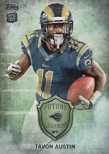 2013 Topps Future Legends #FLTA Tavon Austin Rams