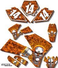FITS KTM EXC 2008 2009 2010 2011 125 250 300 450 530 GRAPHICS KIT DECO DECALS