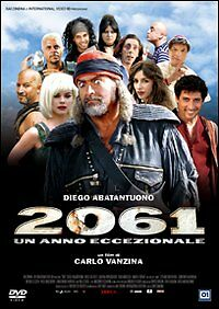 2061 Un anno eccezionale (2007) DVD