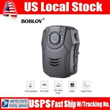 PD50 Body Worn Camera HD1296P 32GB Camcorder DVR Mini 150° Infrared Night Vision