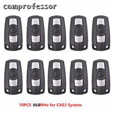 10* New Remote Key Fob 3B 868MHz ID7944 for BMW CAS3 3+ 1 3 5 7 Series X5 X6 Z4