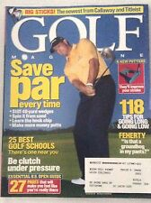 Golf Magazine Save Part Feherty June 2005 020717RH