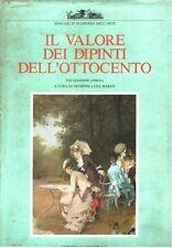 Il Valore dei Dipinti dell'Ottocento VIII Edizione (1990-91) - Allemandi 1991
