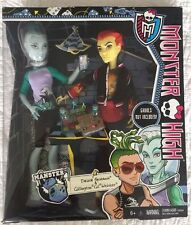 MONSTER HIGH Mansters 2-pack Gil Webber and Heath Burns