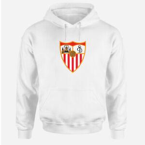 Sevilla Soccer Club Hoodie,Sevilla Fútbol Club Sudadera