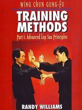 Wing Chun Gung Fu Training Methods #1 Fon Sau Biu Dvd Randy Williams