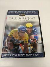 Carmichael Training Train Right: Time Trial Cycling (Dvd), L90