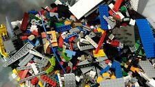 Legos lot 5 pounds misc Lego bricks parts pcs +5 figs and accessories clean