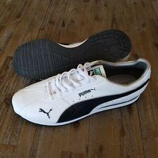 PUMA White Lace Up Shoes Men's US 13