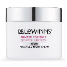 DR. LEWINNS PRIVATE FORMULA NOURISH & RENEW NIGHT 56G ADVANCED ANTI-AGEING CREAM