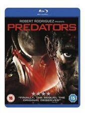 Predators BLURAY 2010 DVD Region 2