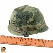 Play Girl Play Company - Helmet w/ Camo Cover - 1/6 Scale ACE Action Figures
