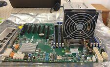 Supermicro X10SRi-F mainboard, Intel Xeon E5 2620 v 3. & 16GB ECC DDR4