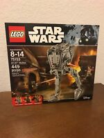 Star Wars Lego 75153 AT-ST Walker NEW In Box!!!