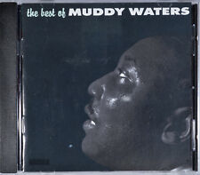 The Best of Muddy Waters by Muddy Waters [Canada - Chess/MCA CHBD-31268] - NM/M