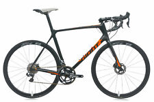 2017 Giant TCR Advanced Pro Disc Road Bike 60cm X-LARGE Carbon 700c Shimano Di2