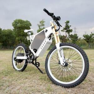 Electric bike | 50 Mph Top Speed | High speed electric bike