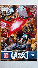 AVENGERS VS X-MEN #0 CHEUNG VARIANT MARVEL COMICS (2012) CAPTAIN AMERICA STORM