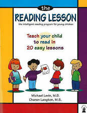 The Reading Lesson: Teach Your Child to Read in 20 Easy Lessons by Charan...