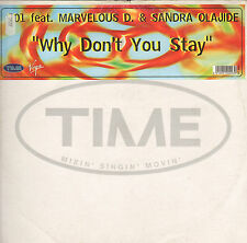 101 - Why Don't You Stay - feat. Marvelous D. & Sandra Olajide - Time