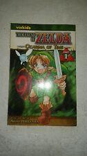 The Legend Of Zelda Ocarina Of Time Part 1/Majoras Mask Manga Book Collectables