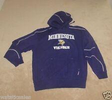 Minnesota Vikings Hoodie NFL Football Men's 3XL Hooded Sweatshirt New w Tag XXXL