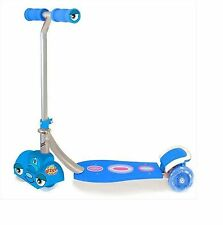 Ozbozz Bizzy Bug 4 Wheel Scooter Age 3 Yrs + Sturdy Ride First Ride