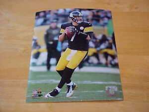 Ben Roethlisberger Steelers Officially LICENSED 8X10 Photo FREE SHIPPING 3/more