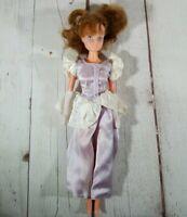 1980's Princess Cinderella Doll by Bikin for Disney (Needs Makeover) No Shoes