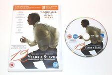 12 Years A Slave - Brad Pitt Michael Fassbender - DVD