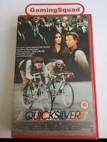 Quicksilver BIG BOX VHS Video Retro, Supplied by Gaming Squad