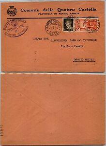REGNO-Campionati mondiali calcio 20c(357+10c(245-Busta QUATTRO CASTELLA 3.7.1934