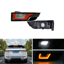 Fits Land Rover Range Rover Evoque 12-18 4-in-1 Led Tail Lights Assembly Kit