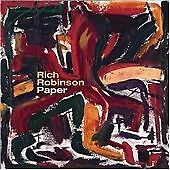 Rich Robinson - Paper ( CD 2004 ) NEW/SEALED ( Black Crowes )