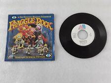Vinyle 45T Fraggle Rock AB 1983