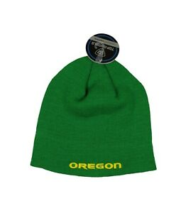 TOP OF THE WORLD Oregon State Ducks Beanie Unisex One Size