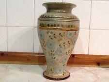 Doulton Lambeth Slater Vase By Christine Abbott