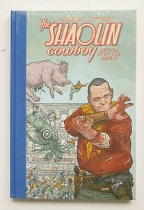 The Shaolin Cowboy Who'll Stop the Reign HC Dark Horse Graphic Novel Comic Book