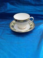 Ashworth by Minton Footed Cup and Saucer NOS Never Sold
