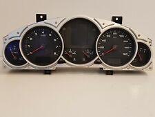 06 Porsche Cayenne S Gauge Instrument Cluster 7L5920970J 246000km 153000mi